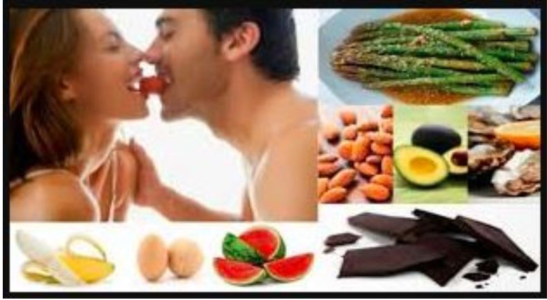 foods that boost male libido