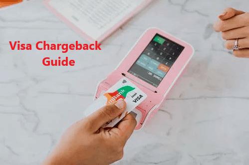 Visa chargeback guide