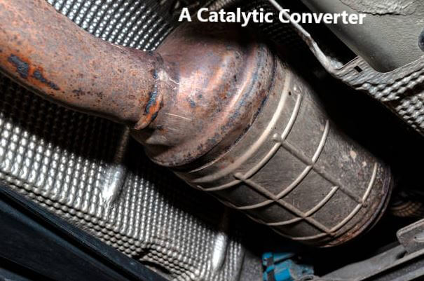 driving with a bad catalytic converter