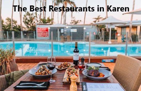 restaurants in Karen